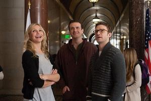 "Cameron Diaz, Jason Segel and Justin Timberlake in ""Bad Teacher."""