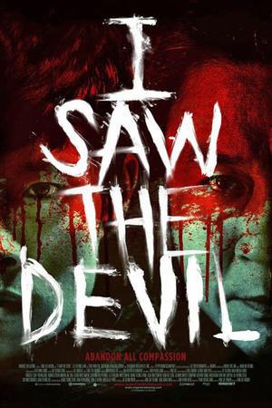 "Poster art for ""I Saw The Devil"""