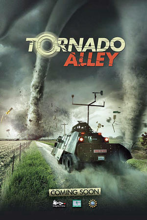 "Poster art for ""Tornado Alley"""
