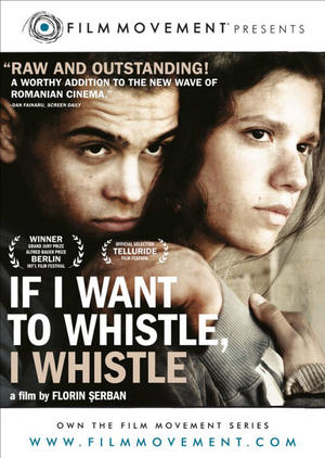 """Poster art for """"If I Want to Whistle, I Whistle."""""""
