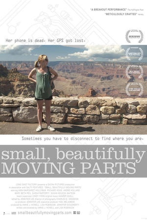 """Poster art for """"Small, Beautifully Moving Parts."""""""