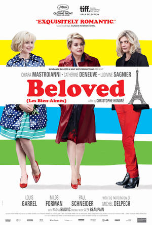 "Poster art for ""Beloved."""