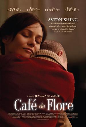 """Poster art for """"Cafe de Flore."""""""