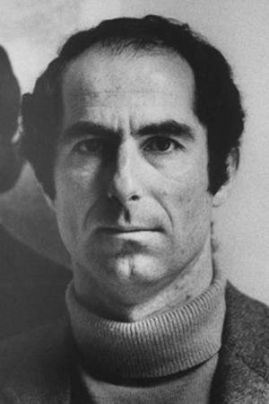 "Poster art for ""American Masters Philip Roth: Unmasked."""
