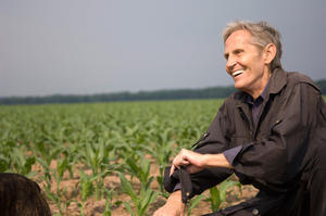 """Levon Helm in """"Ain't in It for My Health: A Film About Levon Helm."""""""