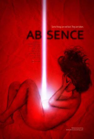 "Poster art for ""Absence."""