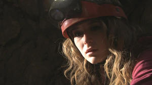"Alexa Vega in ""Abandoned Mine."""