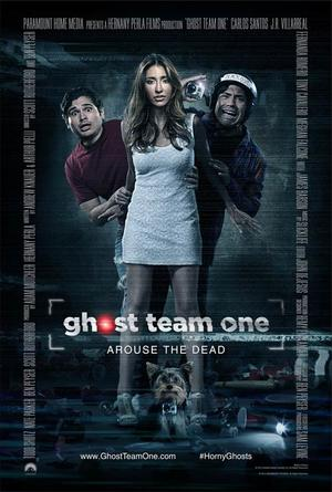 "Poster art for "" Ghost Team One."""