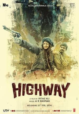 "Poster art for ""Highway."""