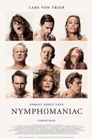 "Poster art for ""Nymphomaniac: Volume II."""