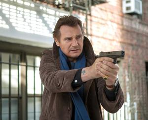 Check out these stills from 'A Walk Among the Tombstones'