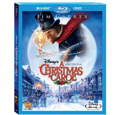 Disney's A Christmas Carol (Blu-ray/DVD Combo)