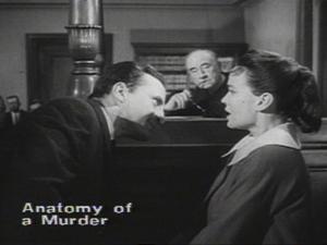 Anatomy Of A Murder (Trailer 1)