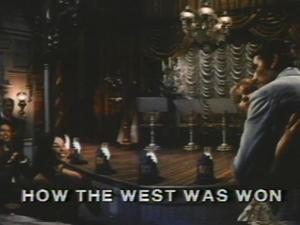 How The West Was Won (Trailer 1)