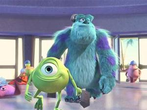 Monsters, Inc. 3D