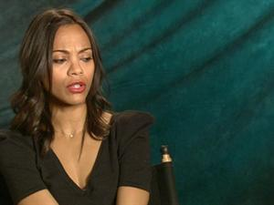 Colombiana: Zoe Saldana On Her Character's Purpose