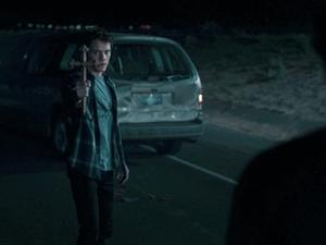Fright Night: That's A Big Cross You Got, Charlie
