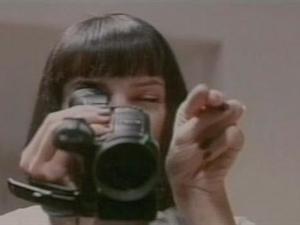 Pulp Fiction: Mia Interviews Vincent