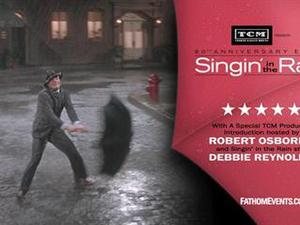 Singin' In The Rain 60Th Anniversary Event