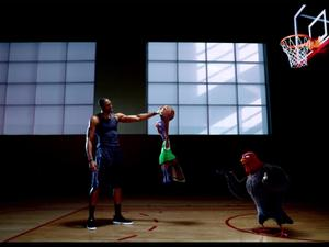 Free Birds: Dwight Howard (Tv Spot)
