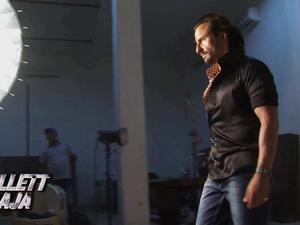 Bullett Raja: Making Of The Poster (Us Featurette)