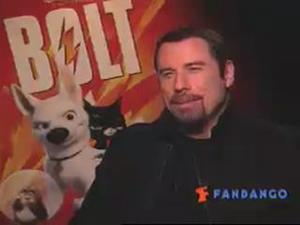 Bolt Cast Interview (Fandango.Com Movies)