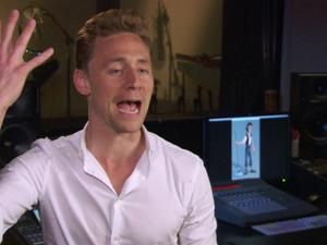 The Pirate Fairy: Tom Hiddleston On His Role Of James