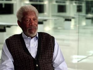 Transcendence: Morgan Freeman On His Character