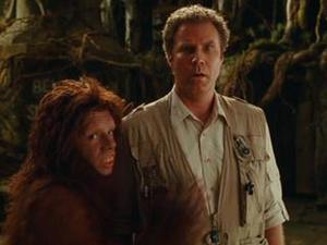 Land Of The Lost: Chaka Warns The Trio Of The Sleestak