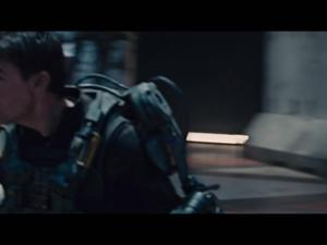 Edge Of Tomorrow: Again (Uk Dvd)
