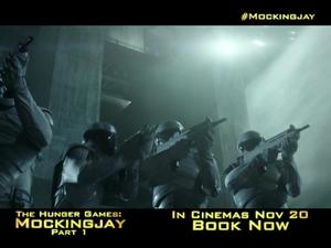 The Hunger Games: Mockingjay Part 1: Caesar (Uk Trailer)