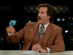 Anchorman 2: The Legend Continues: Super-Sized Version