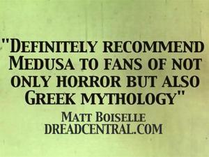 Medusa: Costume Contest (Spot)