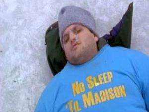 No Sleep 'Til Madison Scene