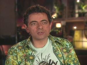 Scooby Doo Soundbites: Rowan Atkinson-Mondavarious-On His Role