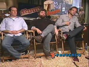 Exclusive: The Hangover Cast Interviews (Fandango.Com Movies)