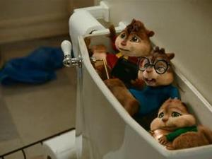 Alvin And The Chipmunks: The Squeakquel (Dodgeball)