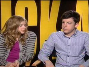 Exclusive: Kick-Ass - Cast Interviews3 (Fandango.Com Movies)