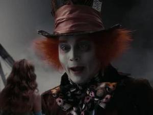Alice In Wonderland: Mad Hatter Micro Pod Featurette