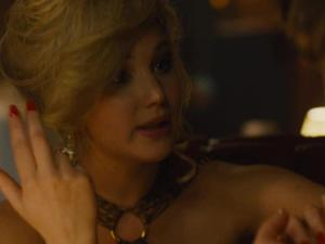 Exclusive: American Hustle - Dinner Scene