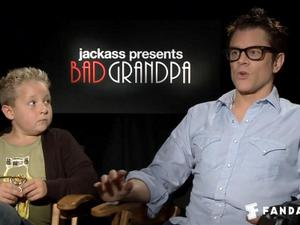 Exclusive: Jackass Presents: Bad Grandpa - The Fandango Interview
