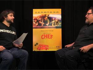 Exclusive: Chef - Jon Favreau Rapid Fire Questionnaire