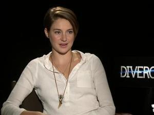 Exclusive: Divergent - The Fandango Interview