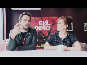 Universal Halloween Horror Nights - Evil Dead Maze Interview