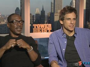 Exclusive: Tower Heist - Cast Interviews