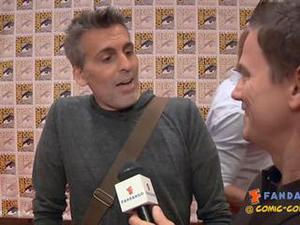 Exclusive: Resident Evil: Retribution - Oded Fehr Comic-Con 2012