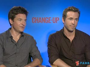 Exclusive: The Change-Up - Cast Interviews