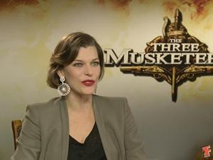 Exclusive: The Three Musketeers - Cast Interviews Part 1