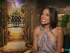 Exclusive: Zookeeper - Cast Interviews!