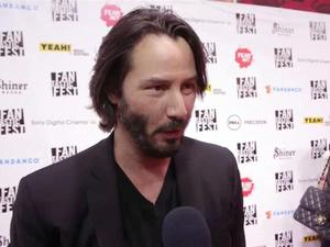 Fantastic Fest 2013 - Man of Tai Chi Red Carpet Premiere